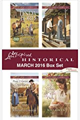 Love Inspired Historical March 2016 Box Set: An Anthology (Montana Cowboys) Kindle Edition