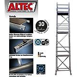 ALTEC échfaudage roulant en aluminium Rollfix 900