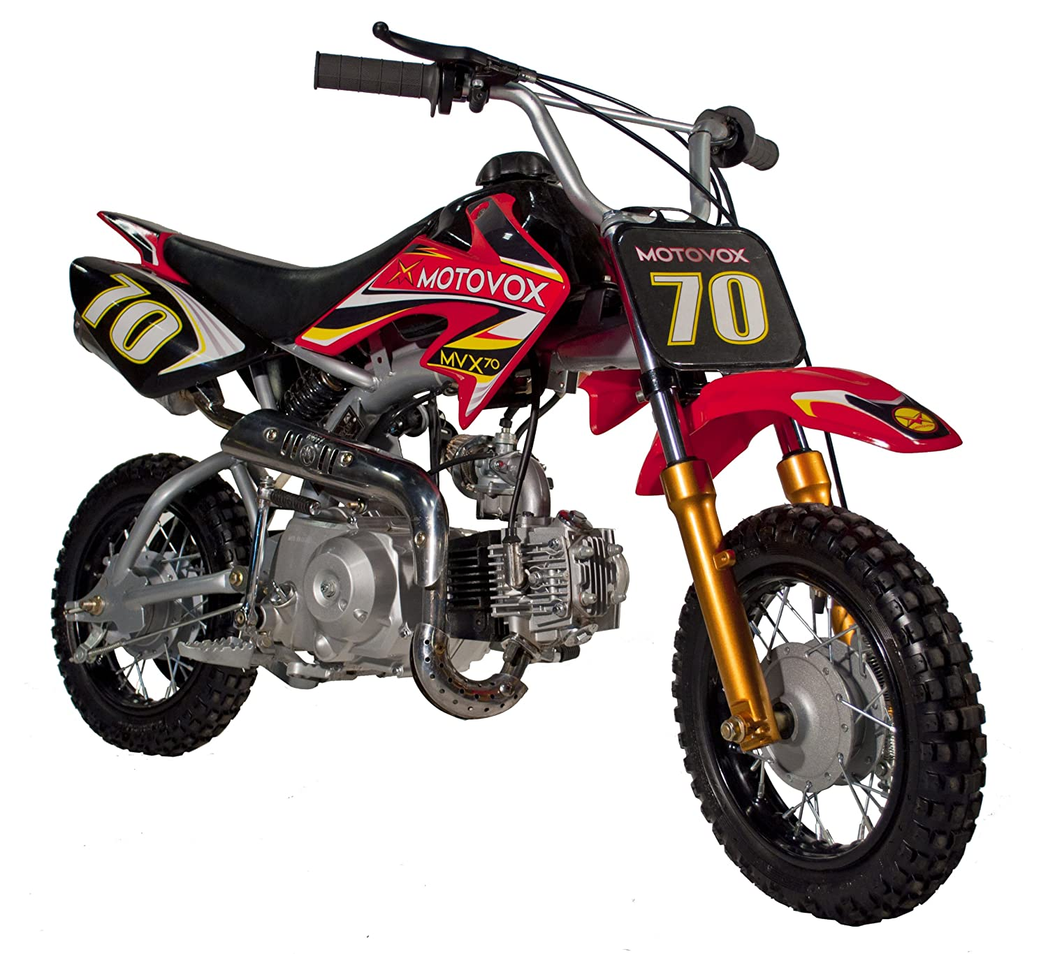 Rugged Dirt Bikes & Tough Helmets With Great Deals