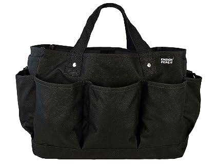 Attractive Deluxe Gardening Tote Bag (Black)
