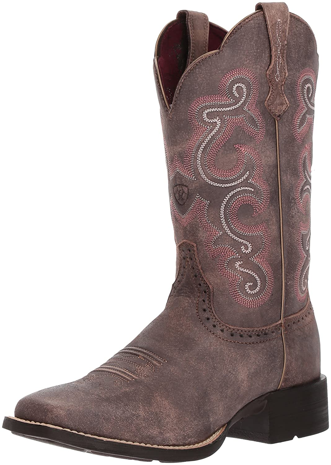 Tack Room Chocolate ARIAT Women's Quickdraw Western Boot