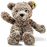 Steiff Soft Cuddly Friends -Terry 泰迪熊18英寸/约45.72厘米, 斑驳棕色