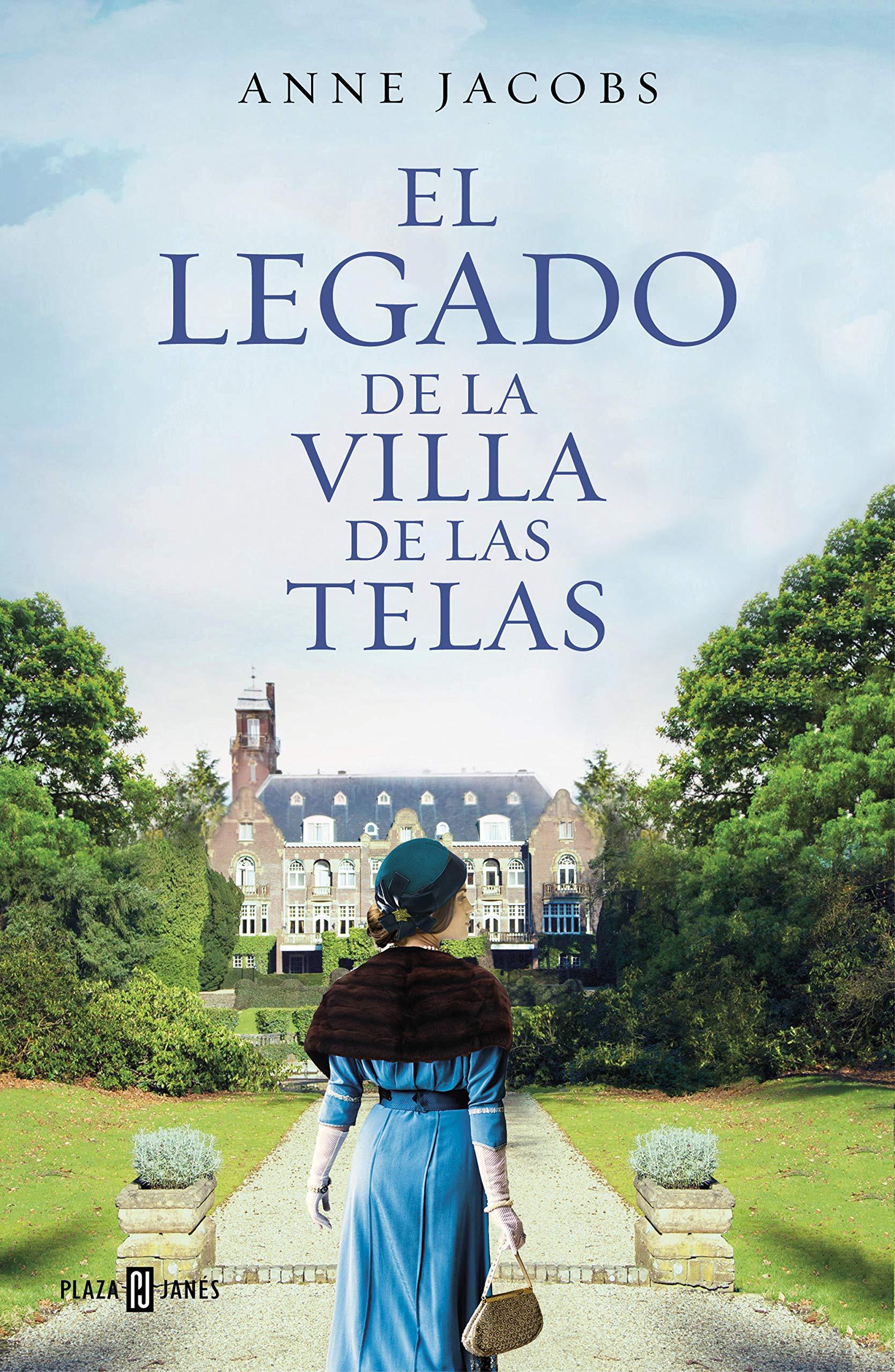 El legado de la villa de las telas por Anne Jacobs