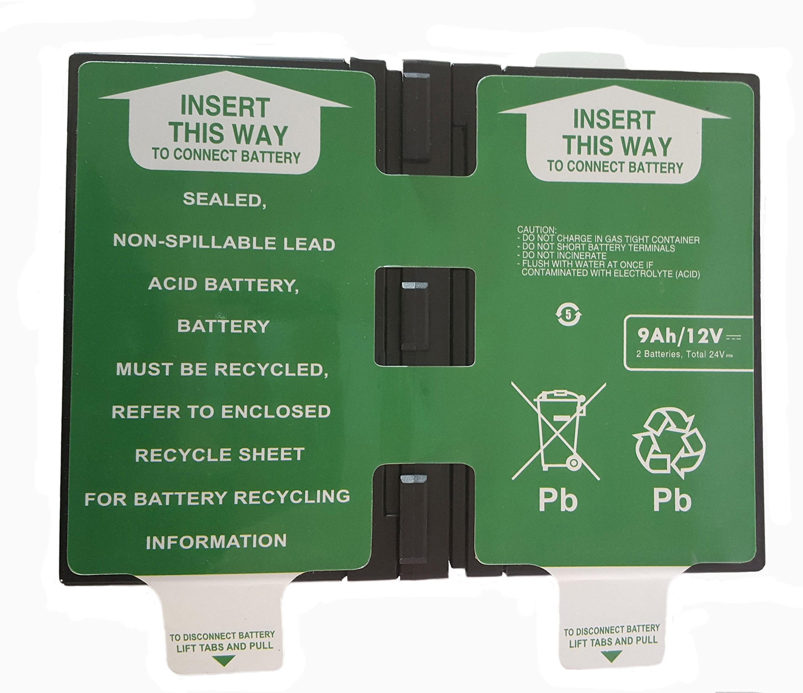 UPCRBC124-UPC UPS Replacement Battery-Pack
