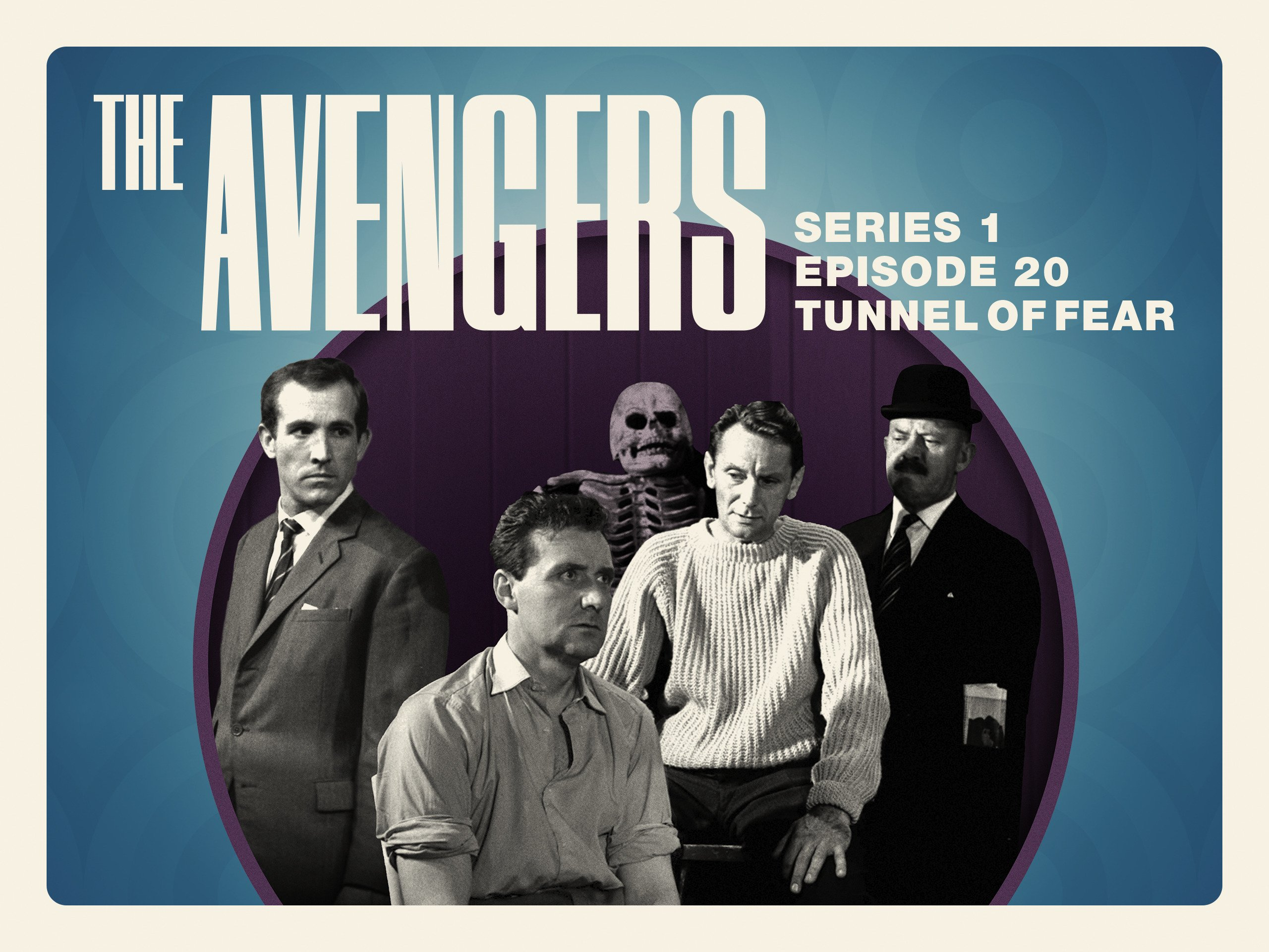 The Avengers – S1, Ep3 – Square Root of Evil