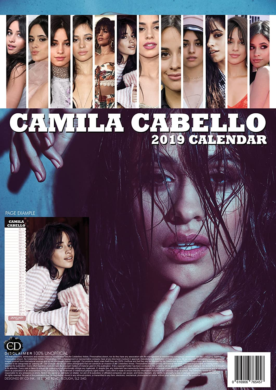 Celebrity Cutouts Camila Cabello Pappaufsteller lebensgross