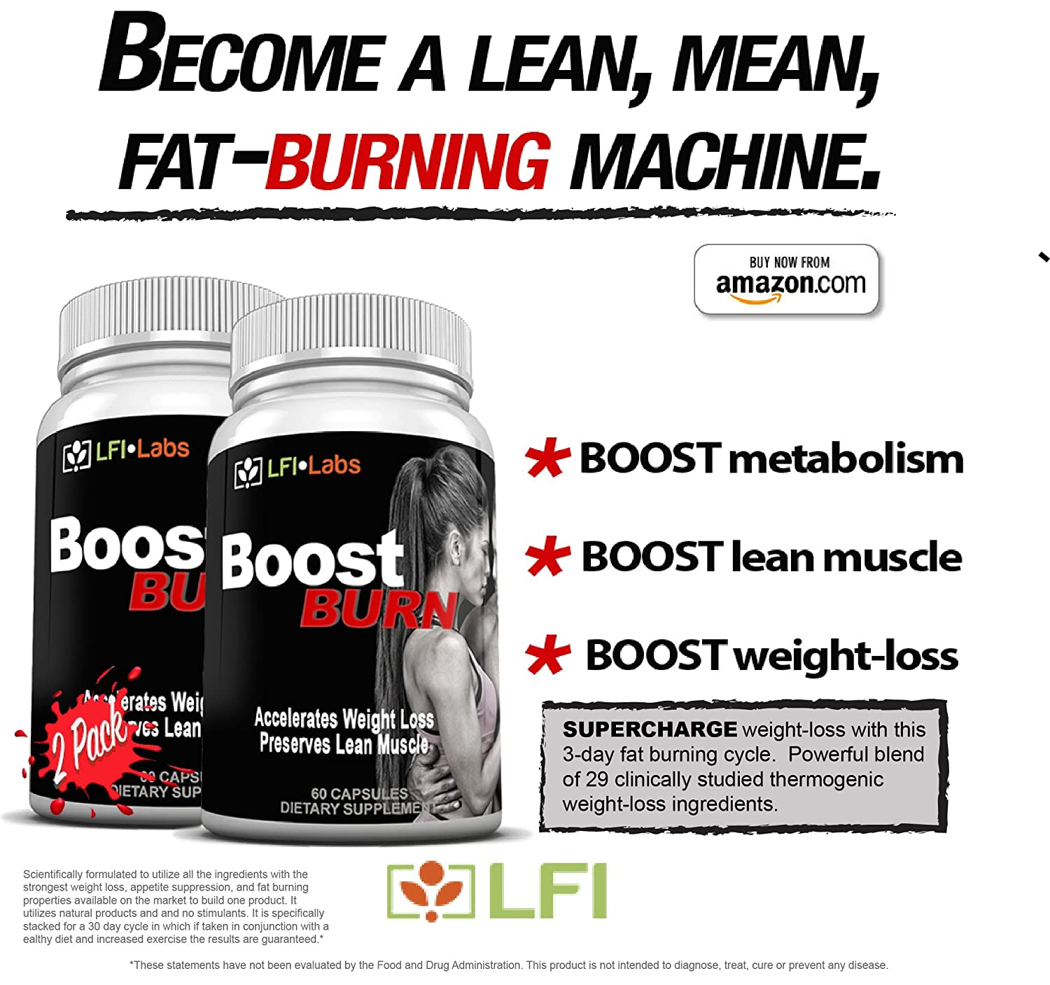 How to lose body fat and lean out