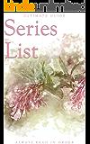 Series List: Jayne Ann Krentz: New Releases 2016: Arcane Society Series: Dark Legacy Series: Rainshadow Series: Ladies of Lantern Street Series