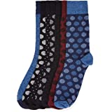 find. mens 7 Pack Cotton Ankle Socks - Assorted Designs