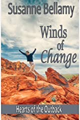 Winds of Change (Hearts of the Outback Book 4) Kindle Edition