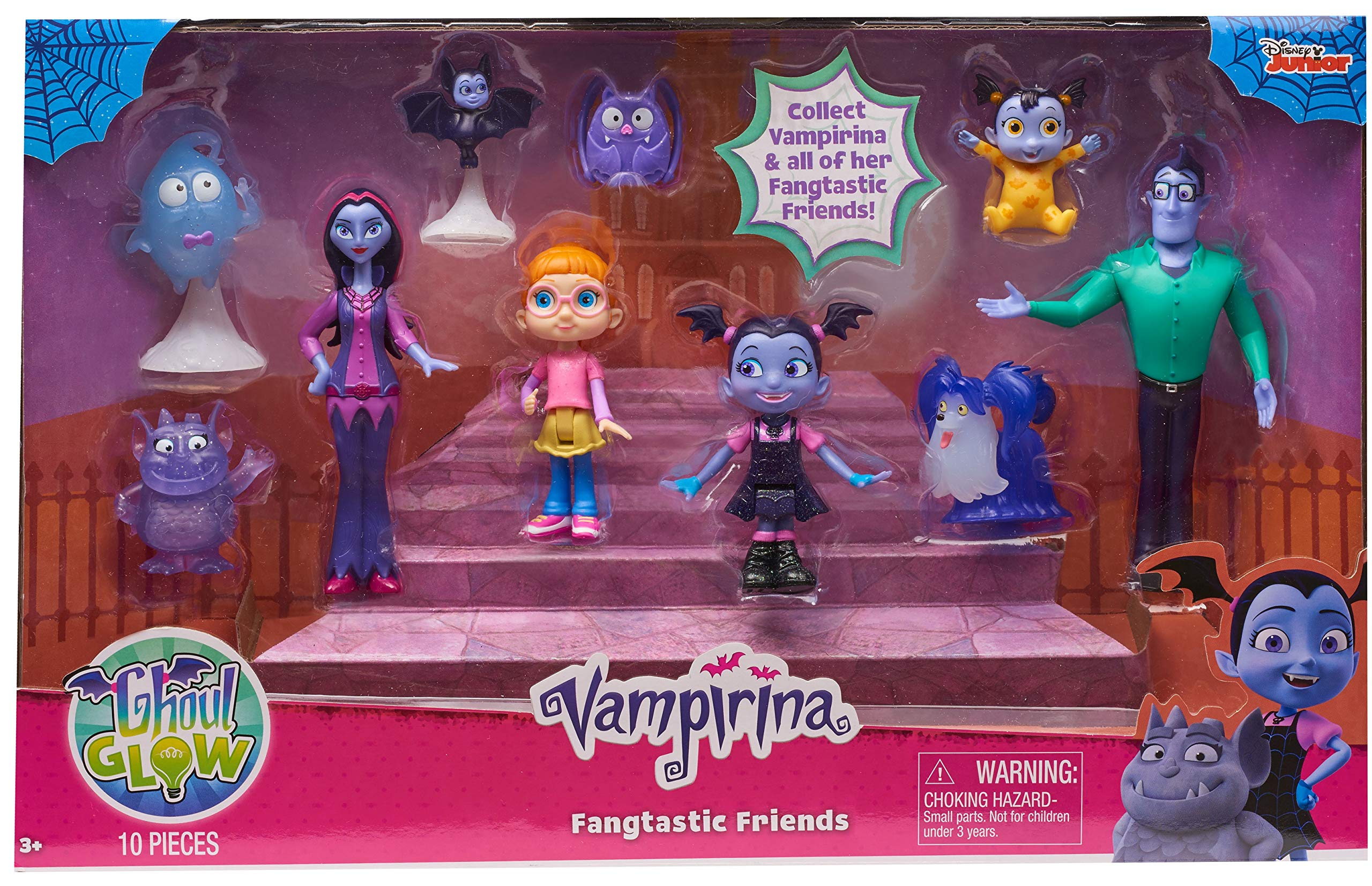 Vampirina Fantastic Friends Toy Activity Role-Play Toy, Set