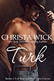 Turk: Books 1-5 of Real Cowboys Love Curves