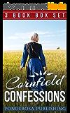 Cornfield Confessions: Amish Romance Box Set (English Edition)