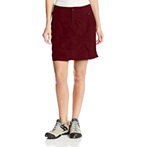 b582a4d646 Amazon.com: Royal Robbins Women's Crimped Flannel Skirt, 6, Charcoal ...