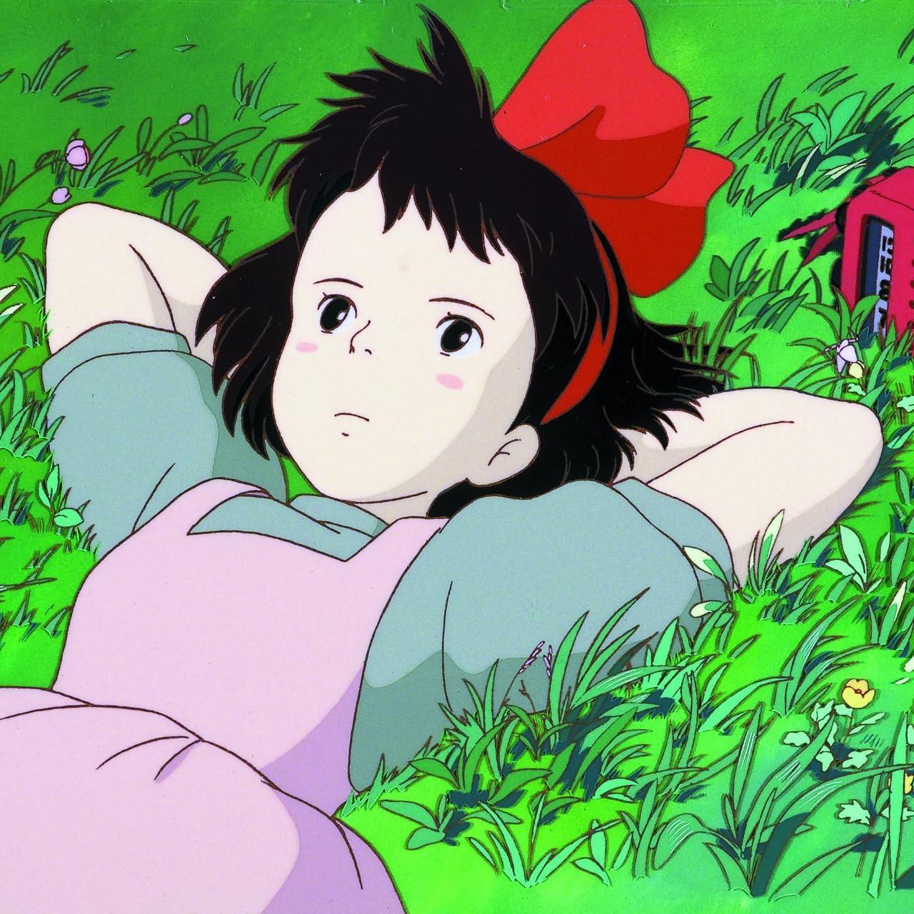 ジブリ Ipad壁紙 魔女の宅急便 キキ アニメ スマホ用画像108842
