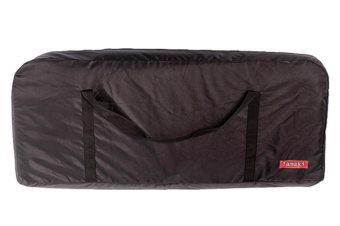 lamaki:lab Bolsa de Transporte e-Scooter, Elegante y Confortable para Xiaomi Mijia M365 Bolsa de Scooter eléctrico Manillar Extra Robusto Resistente a la Rotura Impermeable 110 * 45 * 50 cm