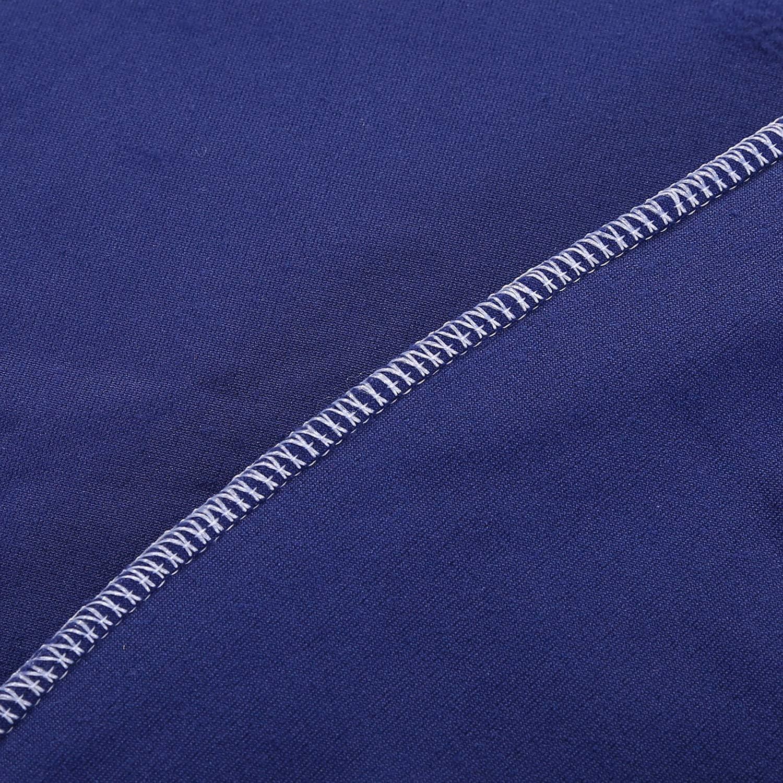 PETCUTE Armless sofa cover stretch futon cover armless folding sofa bed cover velvet Gray Dark Blue