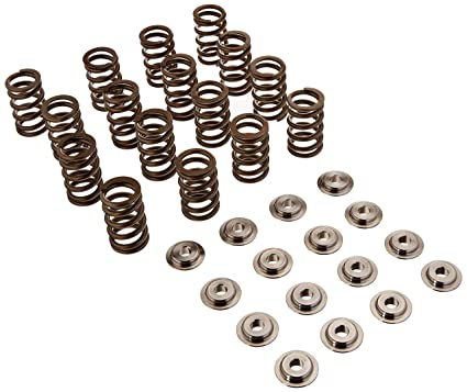 Amazon com: Manley 26125 Valve Spring and Retainer Kit
