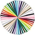 ZipperStop Wholesale Authorized Distributor YKK® Assortment of Colors YKK #3 Skirt & Dress Coil Zippers Mix of Colors (25 Zippers, 14 inch)
