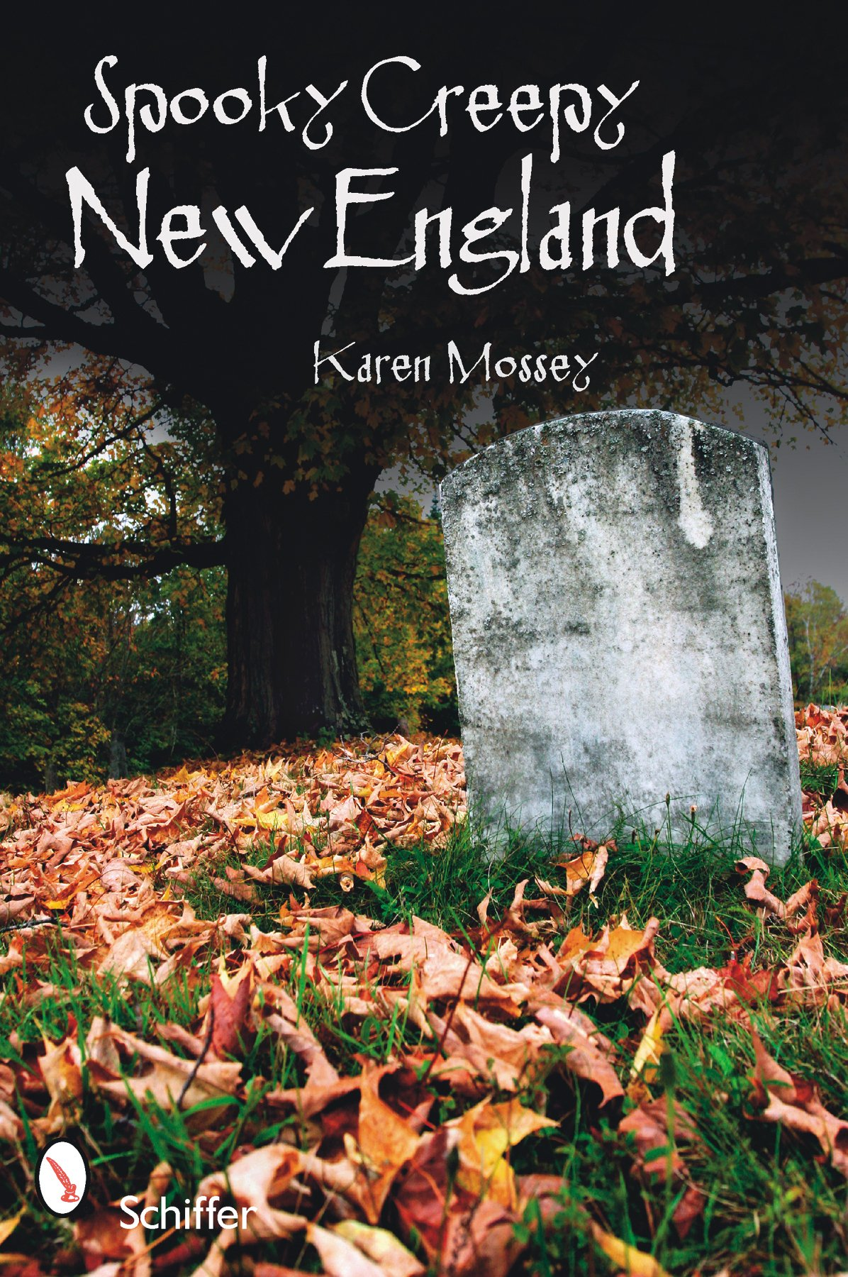 Spooky Creepy New England pdf