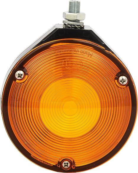 Hella 2ba 003 022 021 Blinkleuchte P21w 12v 24v Lichtscheibenfarbe Gelb Anbau Einbauort Links Rechts Seitlicher Anbau Seitlichereinbau Vorne Auto