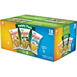 Sensible Portions Garden Veggie Straws, Variety Pack, 1 oz. (Pack of 18)