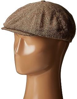 Brixton Mens Brood Newsboy Snap Hat