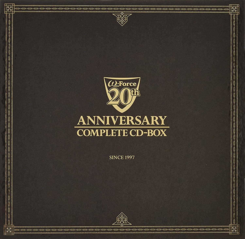 ω-Force 20th Anniversary Complete CD-BOX(初回限定生産盤)                                                                                                                                                                                                                                                    <span class=