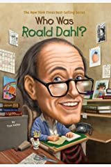 Who Was Roald Dahl? (Who Was?) Kindle Edition