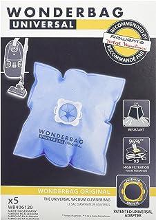 Megapack – 20 bolsas de aspiradora adecuadas para Rowenta – RO 6383 EA / RO6383EA Silence Force Compact Animal Care, aspiradora de marca dustwave® – Fabricado en Alemania: Amazon.es: Hogar