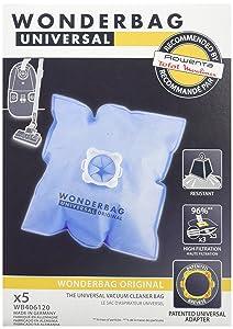 Wonderbag WB406120 Sacs aspirateur Wonderbag Classic x 5