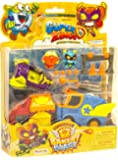 Superzings - Rivals of Kaboom Blíster Mission (Magic Box Int Toys SZS0401)