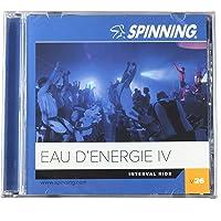 Spinning Music CD, Esercizio Unisex, Multicolore, Volume 26