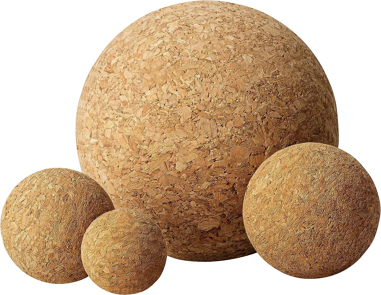 1x 4cm Di/ámetro a elegir Set: 1x 3cm Di/ámetro bolas de corcho 3 cm 4 cm 5 cm 10 cm bolas de corcho real Bolas de corcho en vers 1x 5cm