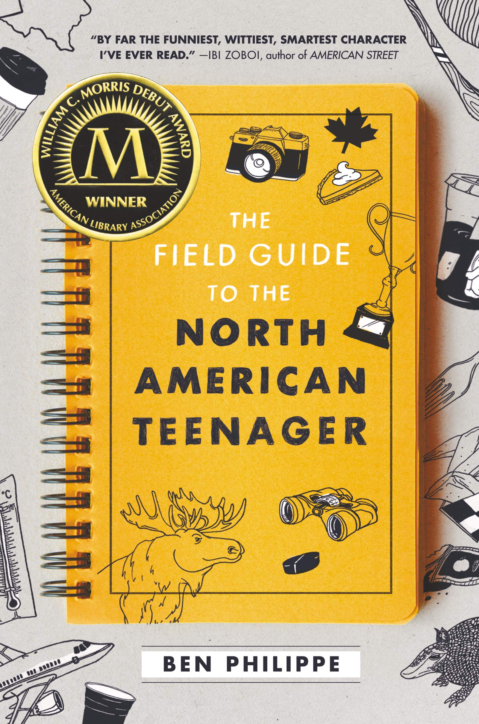The Field Guide to the North American Teenager: Amazon.ca: Philippe, Ben:  Books