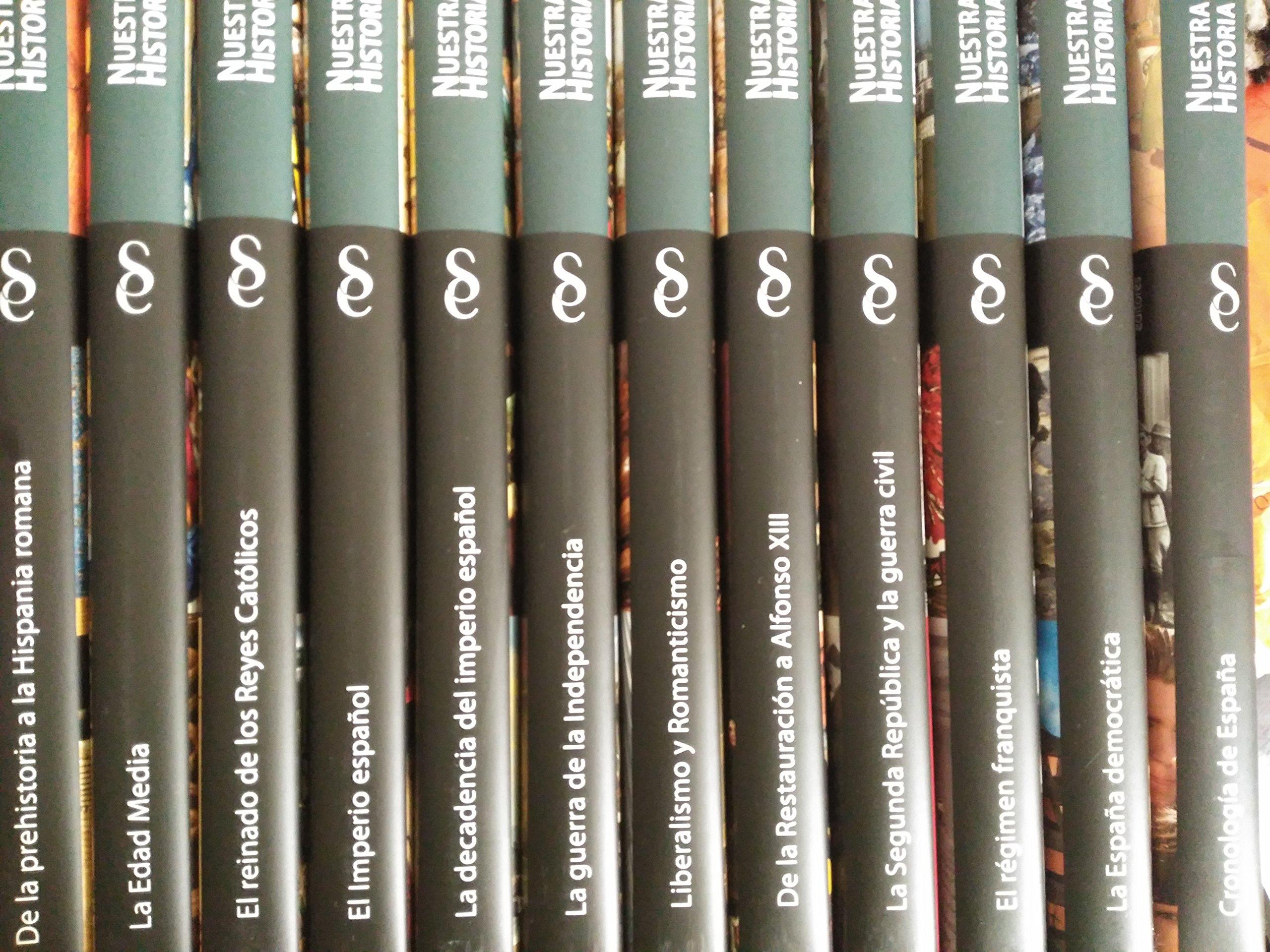 Nuestra historia: España en su memoria: 12: Amazon.es: Signo Editores: Libros