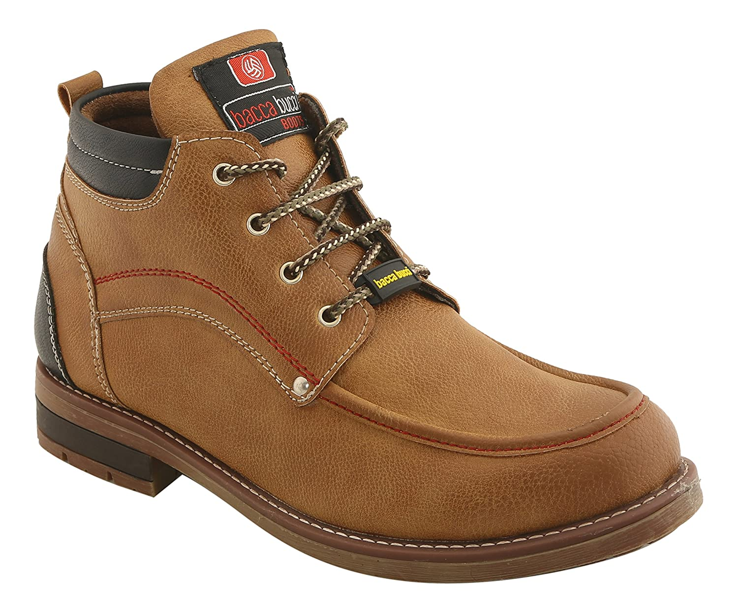 b37dd9b7e44d Bacca Bucci Men s Boots  Buy Online at Low Prices in India - Amazon.in