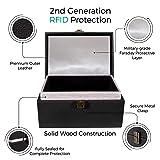 Faraday Box and Pouch - PortableRFID Key Fob