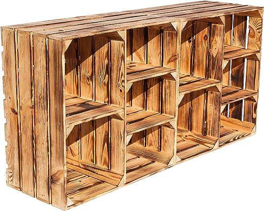Kistenkolli Altes Land - Juego de 2 cajas de fruta grandes ...