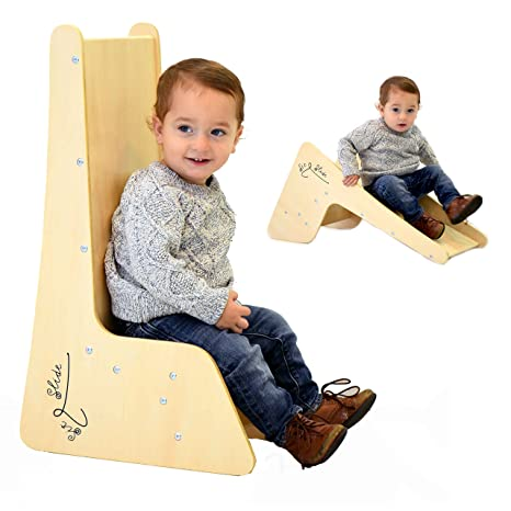 Peachy Amazon Com Toddler Chair And Slide For Kids Sit And Slide Beatyapartments Chair Design Images Beatyapartmentscom