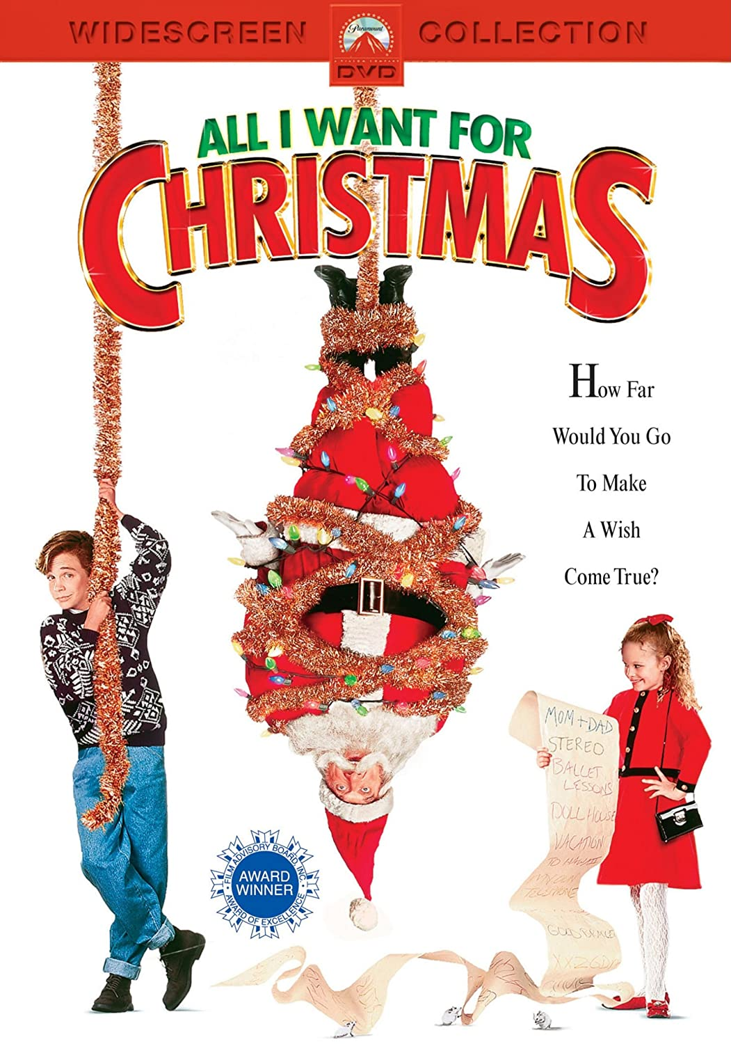 Amazon.com: All I Want For Christmas: Lauren Bacall, Thora Birch ...