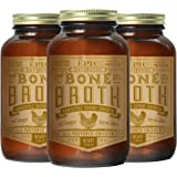 Epic Bone Broth, Chicken, 14 Ounce (Pack of 3)