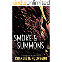 Smoke and Summons (Numina Book 1) book cover