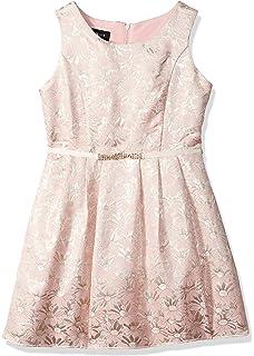de0312c0b565 Amazon.com: Holy Unicorn Lovely Lace V-Neck Backless Flower Girl ...
