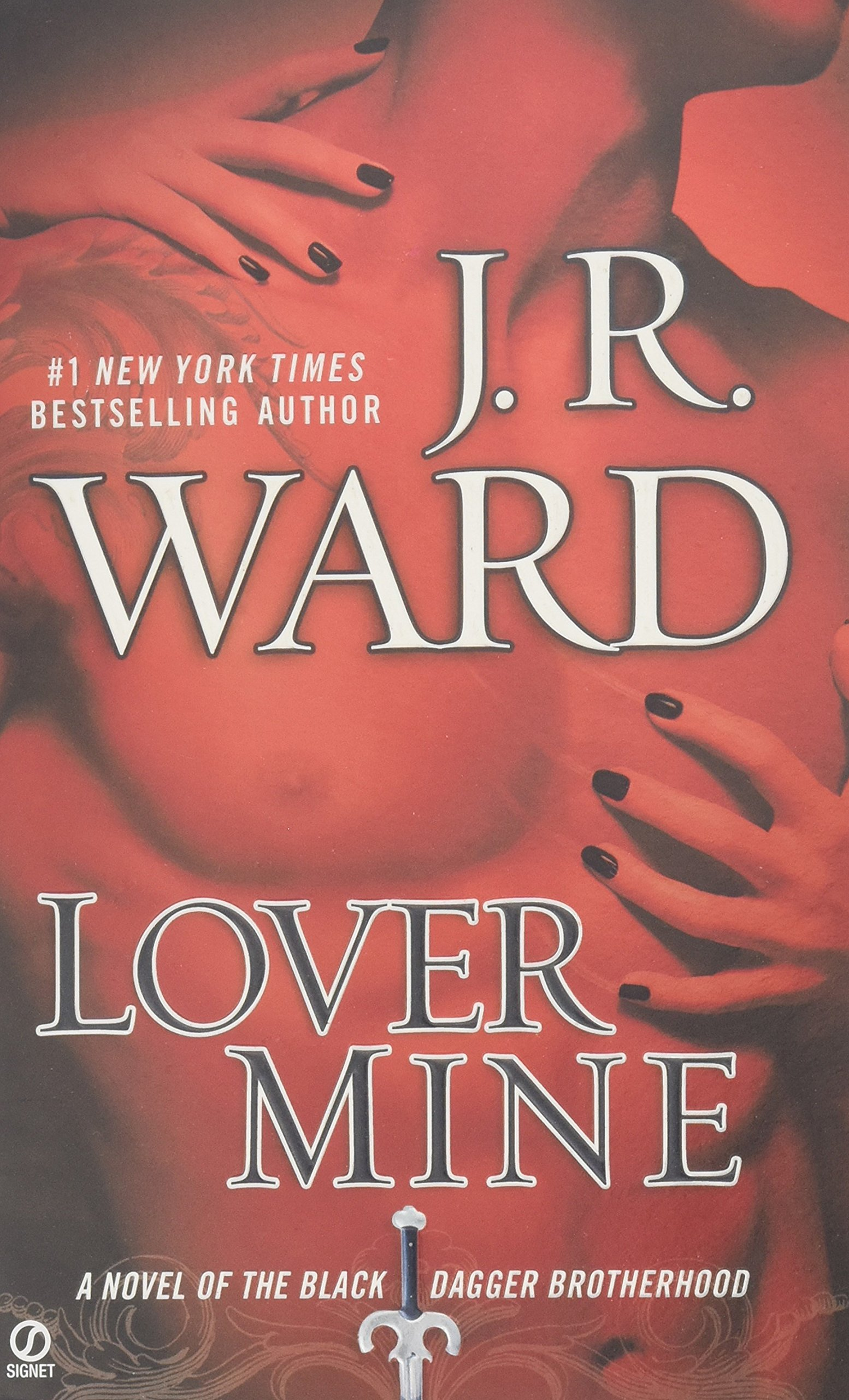 Lover Mine (black Dagger Brotherhood, Book 8): Jr Ward: 9780451231550:  Amazon: Books