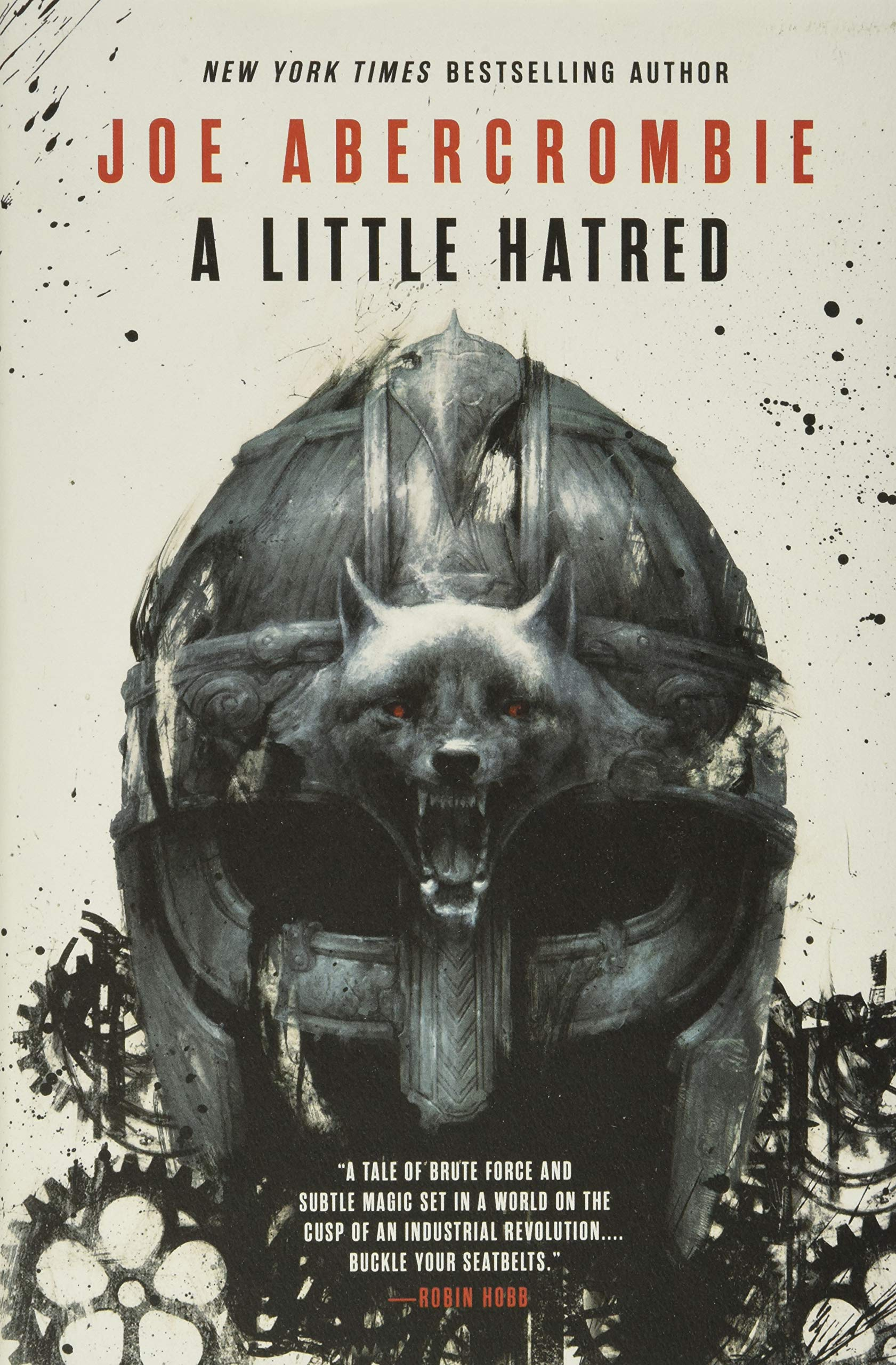A Little Hatred (The Age of Madness, 1): Abercrombie, Joe: 9780316187169:  Amazon.com: Books