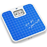 GVC Manual Weighing Scale - Blue