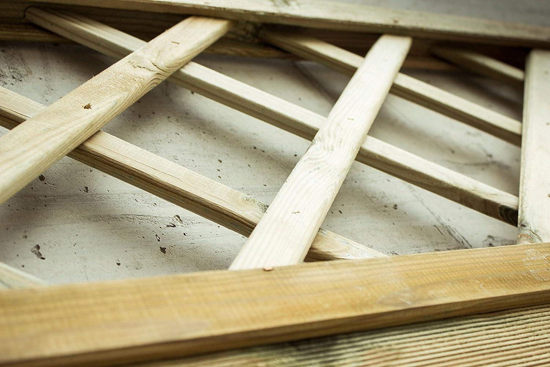 autoclave Cremona AVANTI TRENDSTORE 90 x180 cm Pannello salvavista in legno di pino massiccio disponibile in 3 misure diverse
