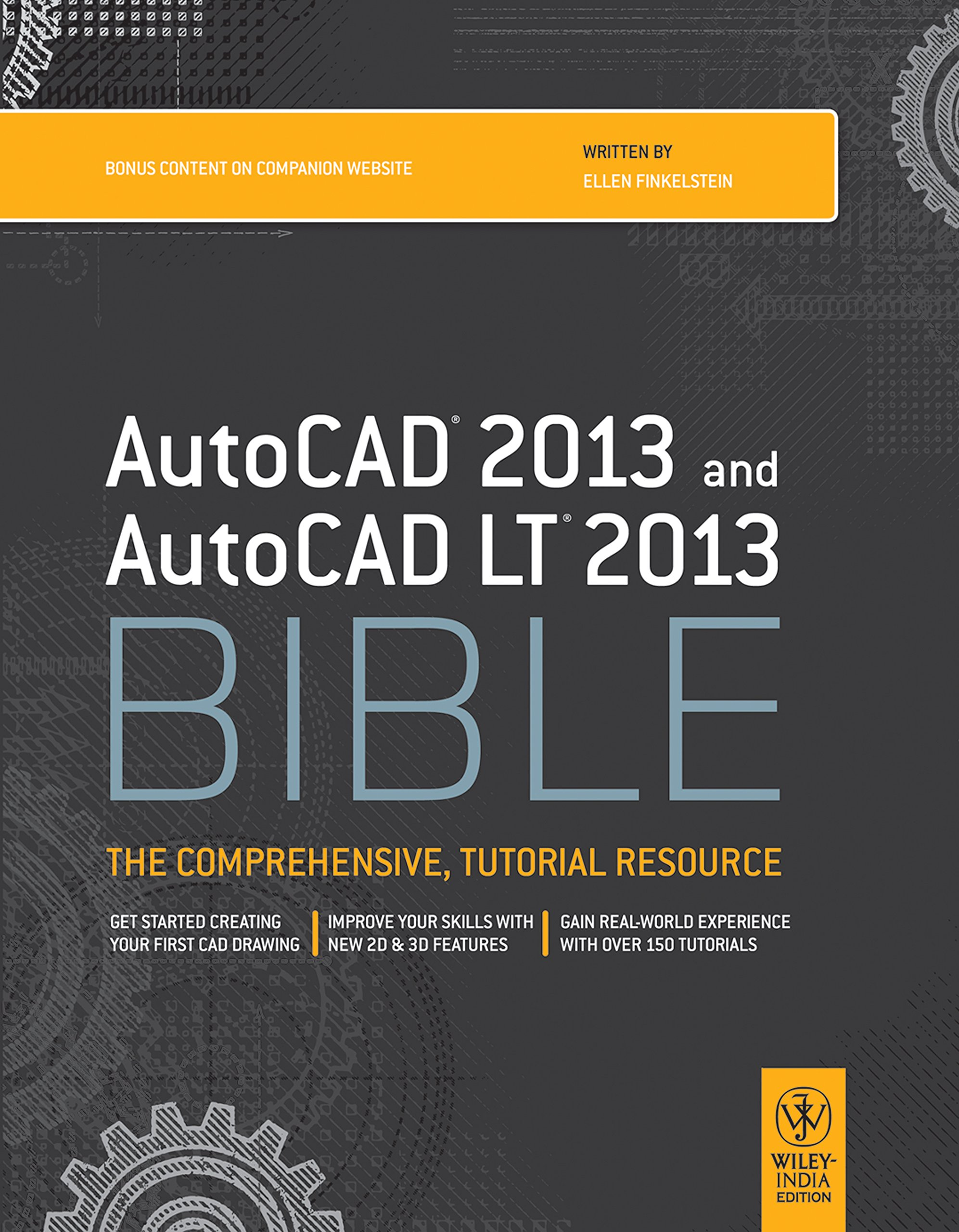 Autocad 2013 and autocad lt 2013 bible ellen finkelstein autocad 2013 and autocad lt 2013 bible ellen finkelstein 9788126537402 amazon books baditri Image collections