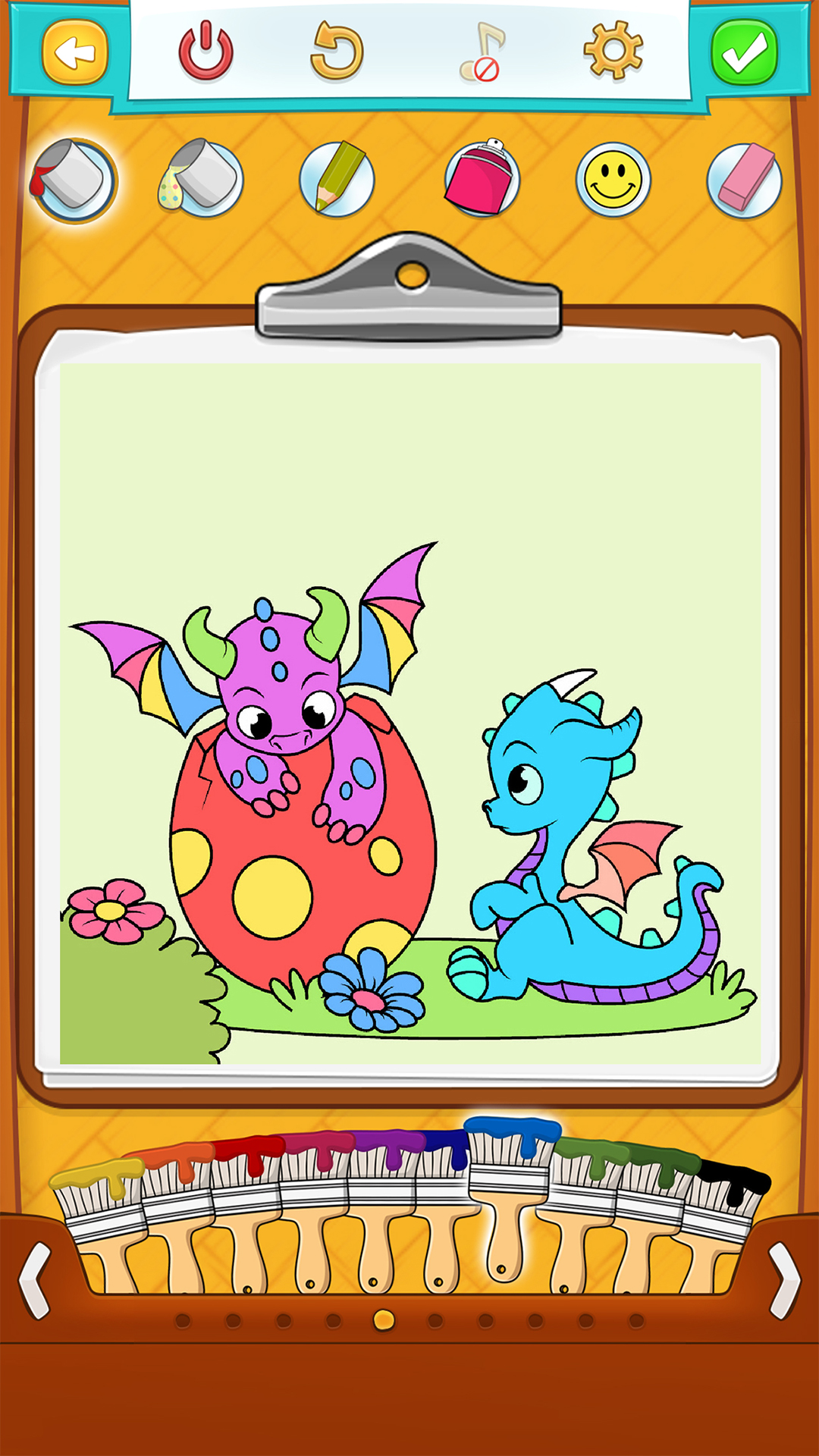 Amazon.com: Coloring Games for Kids: Appstore for Android